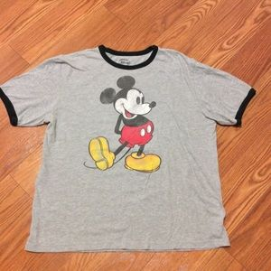 Vintage Mickey Mouse Tee XL
